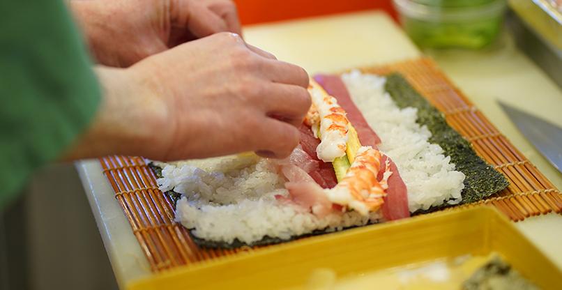 未経験から目指す寿司職人